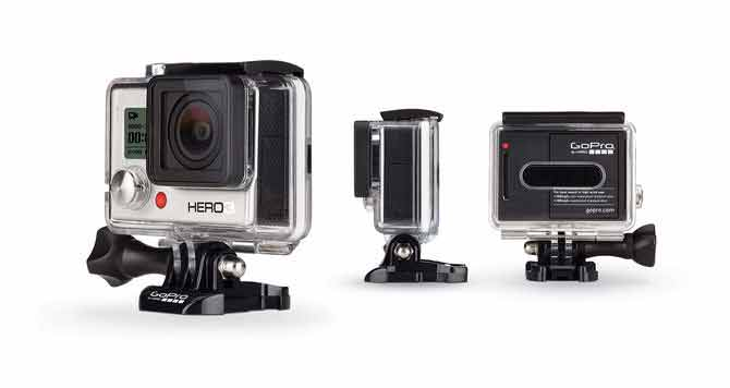 Comprar una GoPro HERO 3 White analisis